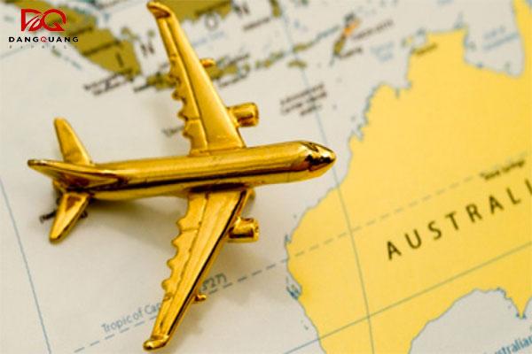 Vận chuyển hàng đi Úc